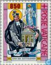 Postage Stamps - Vatican City - Giuseppe Benedetto Cottolengo