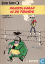 Comic Books - Lucky Luke - Prikkeldraad in de prairie