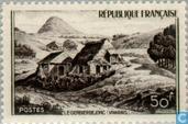 Postzegels - Frankrijk [FRA] - Landschappen