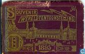 Souvenir Wereldtentoonstelling 1895 Amsterdam