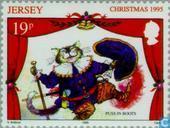Postzegels - Jersey - Sprookjes