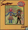 Vinyl records and CDs - Santana - Shango