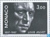 Postzegels - Monaco - Jouvet, Louis