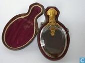 Parfümflasche - Onbekend - Gouden Parfumflesje