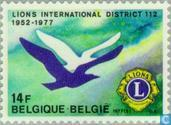 Postage Stamps - Belgium [BEL] - Lions International