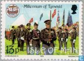 Tynwald parliament 979-1979
