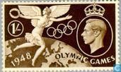Timbres-poste - Grande-Bretagne [GBR] - Jeux olympiques