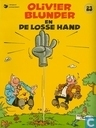 Comics - Albert Enzian - De losse hand