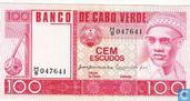 Kap Verde 100 Escudos 1977