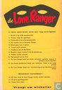 Strips - Lone Ranger - Tussen twee vuren