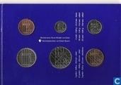 Coins - the Netherlands - Netherlands mint set 2001