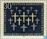 Postage Stamps - Germany, Federal Republic [DEU] - Care War 1919-1969