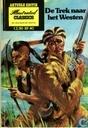Comics - Trek naar het westen, De - De trek naar het westen