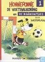 Strips - Honnieponnie - De voetbalkoning en de Kuikentjes