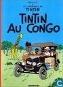 Strips - Kuifje - Tintin au Congo