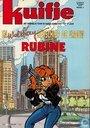 Comics - Castel Armer - Kuifje 25