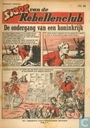 Bandes dessinées - Sjors van de Rebellenclub (tijdschrift) - 1955 nummer  46