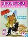 Strips - Duo Beeldroman (tijdschrift) - Mannenhaatster