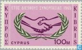 Postage Stamps - Cyprus [CYP] - International Co-operation Year