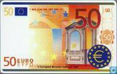 Europees Monetair Instituut 1997, 50 Euro
