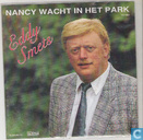 Nancy wacht in het park