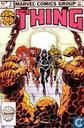 Comic Books - Fantastic  Four - The Thing 3