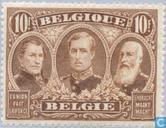 Timbres-poste - Belgique [BEL] - Vues diverses