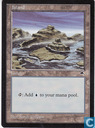 Trading cards - 1997) Tempest - Island