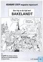Bandes dessinées - Brabant Strip Magazine (tijdschrift) - Brabant Strip Magazine 43