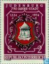 Timbres-poste - Autriche [AUT] - Judenburg 750 années
