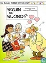Comics - Bij Sjaak, tussen pot en pint - Bruin of blond?