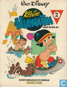 Comic Books - Little Hiawatha - Kleine Hiawatha vaart er wel bij