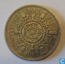 Münzen - Vereinigtes Königreich - Vereinigtes Königreich 2 Shilling 1962