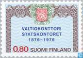 Postage Stamps - Finland - 100 year Treasury