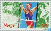 Postage Stamps - Norway - Cross-Country
