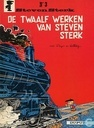 Strips - Steven Sterk - De twaalf werken van Steven Sterk