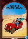 Bandes dessinées - Tintin - Negeri emas hitam