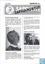 Bandes dessinées - Sapristi!! (tijdschrift) - 52, mei 2008