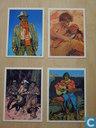Postcards - Giraud, Jean (Gir, Moebius, Mœbius) - Blueberry - complete set 1/9