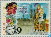 Postage Stamps - Belgium [BEL] - Folklore