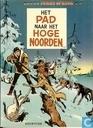 Comic Books - Jerry Spring - Het pad  naar het hoge noorden