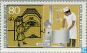 Postage Stamps - Germany, Federal Republic [DEU] - Craftsmen