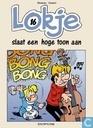 Comic Books - Lokje - Lokje slaat een hoge toon aan