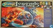 Jeux de société - Stratego - Stratego Legends - Het getergde land