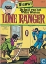 Comic Books - Lone Ranger - Oorlog in Wyoming