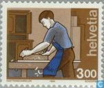 Postage Stamps - Switzerland [CHE] - Occupations