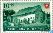 Postage Stamps - Switzerland [CHE] - Houses