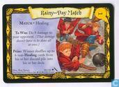 Trading cards - Harry Potter 5) Chamber of Secrets - Rainy-Day Match