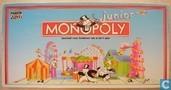 Spellen - Monopoly - Monopoly Junior - tweede versie