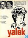 Strips - Yalek - Het rijk van de angst